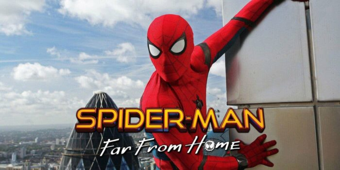 trailer spider-man far from home